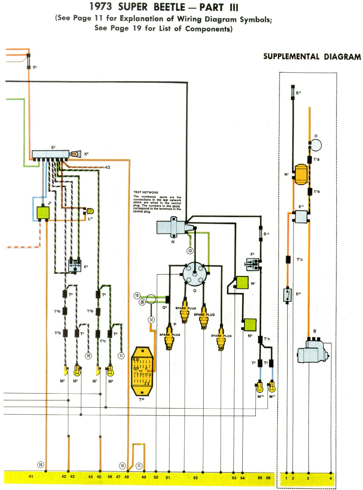 Instrument Cluster Wiring Harness in addition 1965 Volkswagen Dune Buggy as well VW Beetle Engine Diagram further Wiring Diagram BMW R60 in addition 2007 Porsche 911 Turbo. on 1964 volkswagen karmann ghia wiring diagram